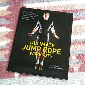 Jump rope workout book